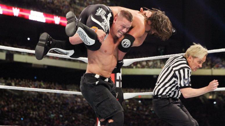 Styles vs Cena 2